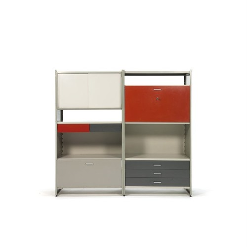 Gispen Storage System 5600 by Andre Cordemeijer Netherlands