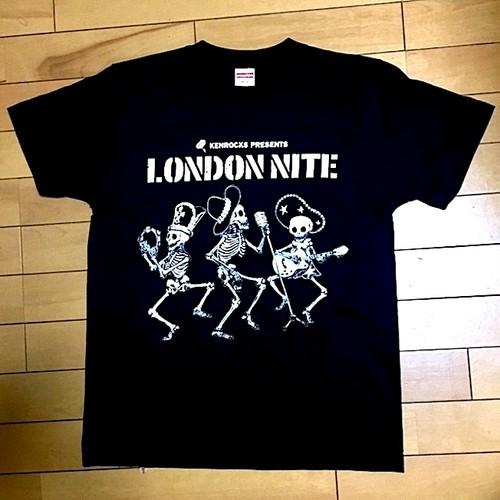【New!】LONDON NITE Skull Tシャツ 2017