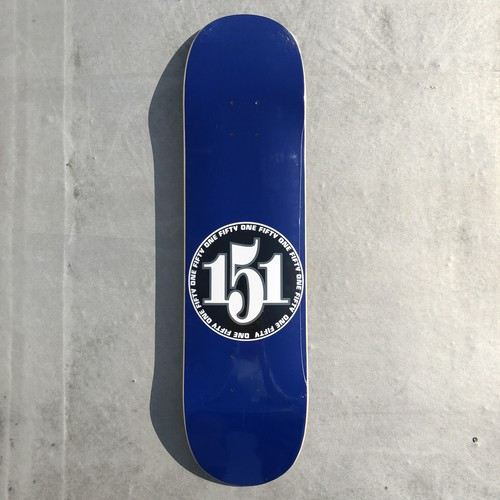 151skateboards / TEAM NUMBERS / 8x31.8inch / (20.32x80.772cm)