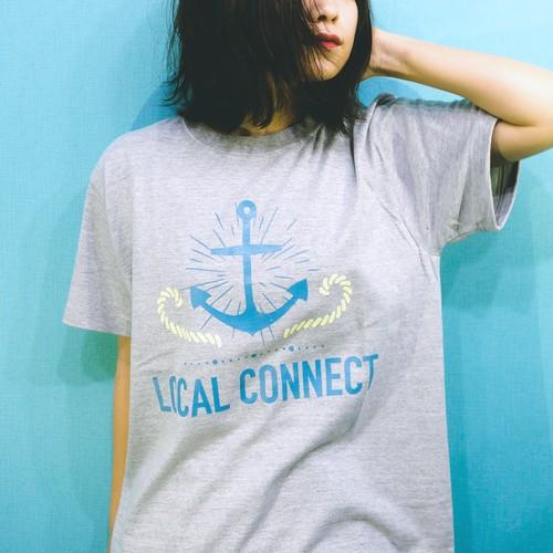 あんかーTシャツ(グレー)