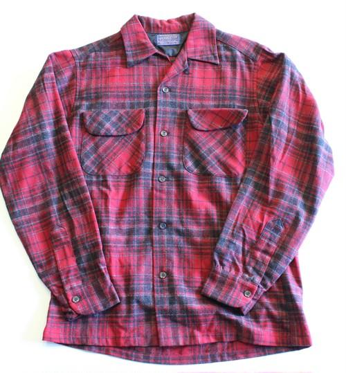 1950's〜1960's Vintage Pendleton Wool shirt