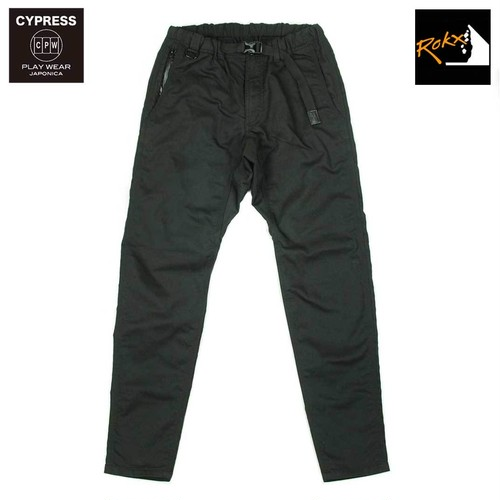 "CYPRESS ""SPICA"" PLAY PANTS with ROKX/ BLACK"