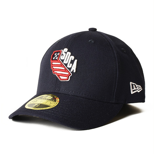 NEW ERA × SD LP 59Fifty Cal State Logo
