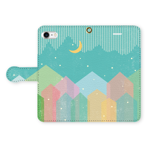 【friday nightout】手帳型 phone case (iPhone / android)