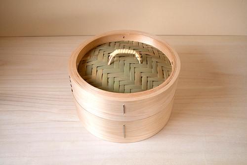小田原扇町 横溝さんの蒸籠(中・24cm)1段