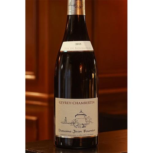 2016年 ジュブレィ シャンベルタン Jean Fournier 赤ワイン