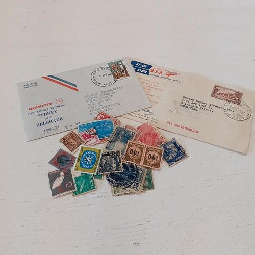 古切手&古手紙セット