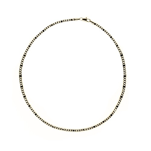 【GF1-16】18inch Gold Filled Gold chain necklace