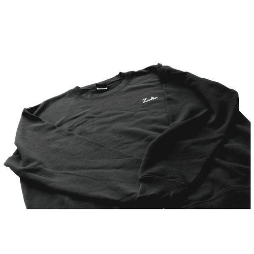 ZANKA sweatshirt #1 BLACK