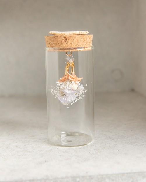 Baby's  bouquet earring #8