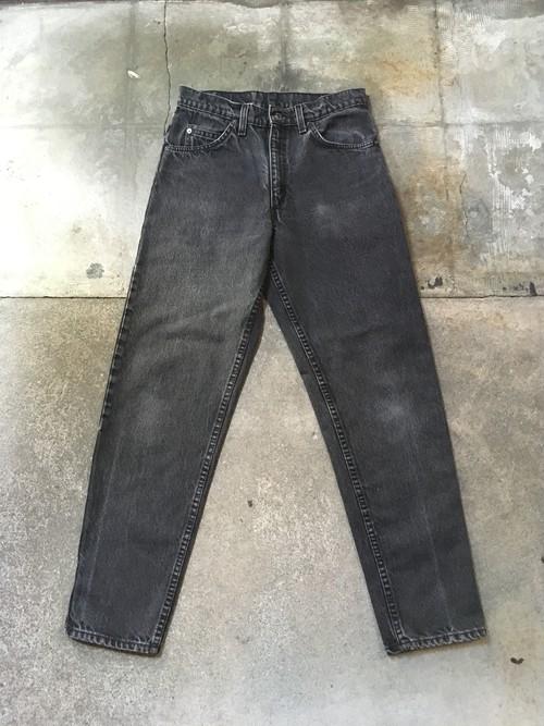 90s Levi's 550 denim pants