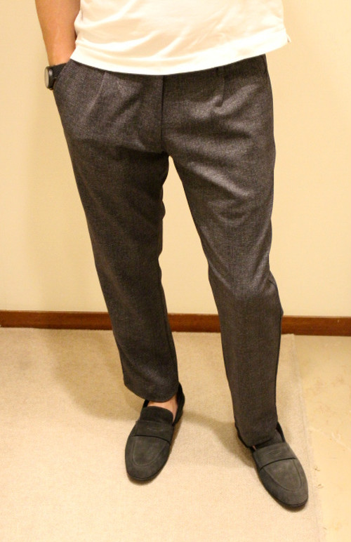 F.O.B FACTORY Warm Departure Trousers