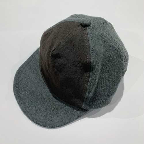 【COSMIC WONDER】Ancient folk wool baseball cap/10CW84020