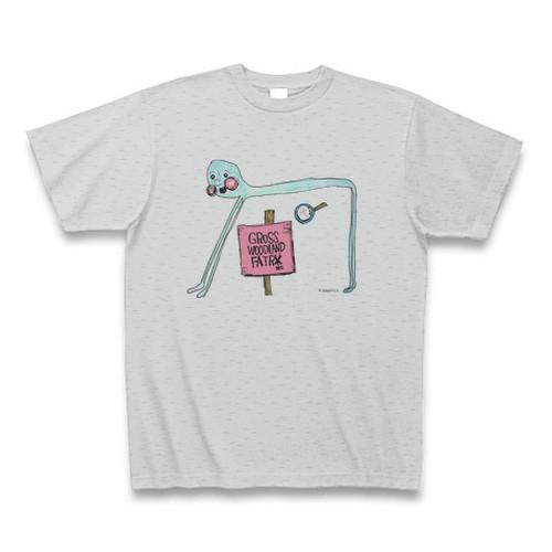トナリモリの神樹の主Tシャツ