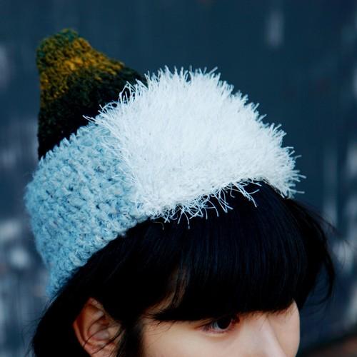 sin sin / カラフルニット帽