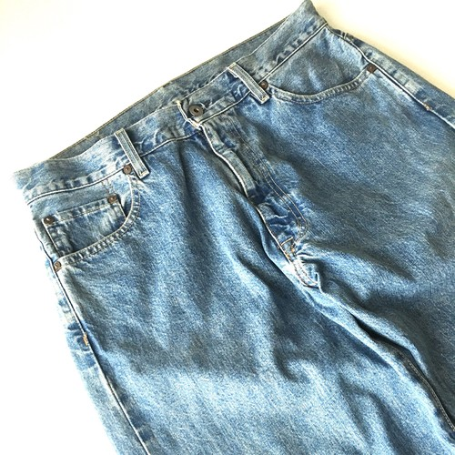 POLO JEANS: 90's 5pocket jeans (used)