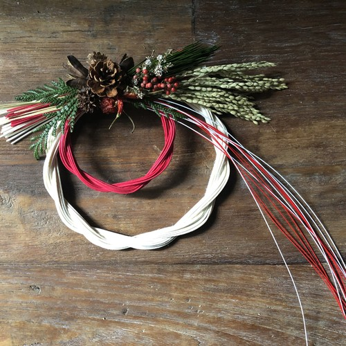 NEW YEAR's LUCKY WREATH L