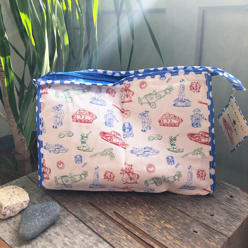 Nathalie Lete Pouch / boy&Toy ナタリーレテ  ポーチ