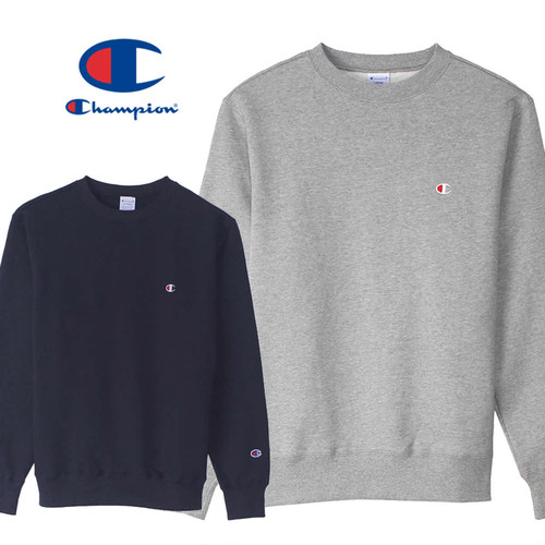 (チャンピオン)Champion CREW NECK SWEAT SHIRT