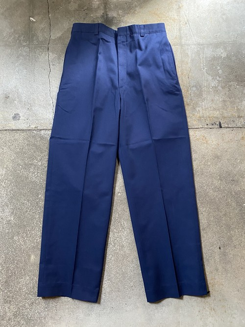 90's US.NAVY UTILITY TROUSERS / deadstock