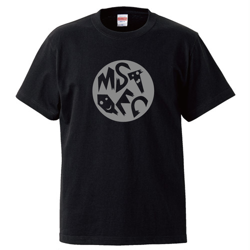 [Masta Quench] T-shirt / Black