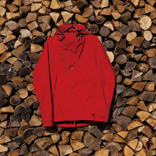 UNFUDGE SNOW WEAR 2017 / PEEP JACKET / RED / M