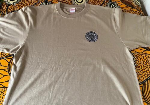 juju Tシャツ サンドカーキ 大きいサイズ