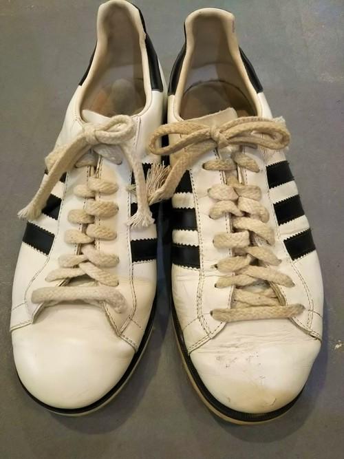 "70-80'S ADIDAS ""BOWLING"" Bowling shoes [S-236]"