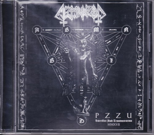 ABOMINABLOOD 『PZZU - Sacrifice and Transmutation MMXVII』