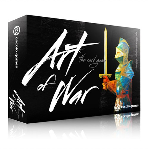 ART OF WAR the card game