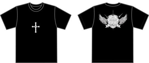 Scarlet Valse / Valkyrie Tシャツ