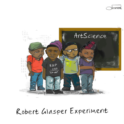 【ラスト1/LP】Robert Glasper Experiment - ArtScience