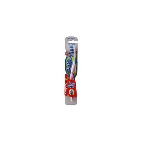 コルゲート 360 歯ブラシ ディグリー ディープクリーン ウルトラコンパクト ヘッド/ Colgate 360 Toothbrush Degree Deep Clean Ultra Compact Head
