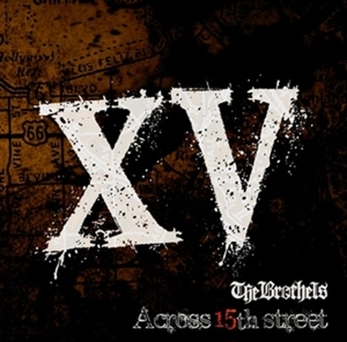 【CD】Across 15th street / 4th album