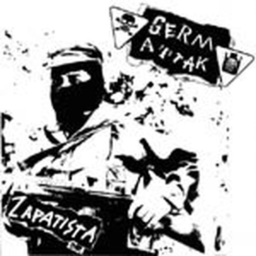 GERM ATTACK - ZAPATISTA  EP