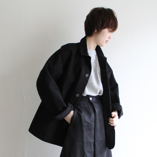 JUN MIKAMI 【 womens 】hunting jacket