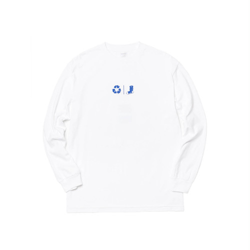 WHIMSY - FLESH DELIVERY L/S TEE (White)