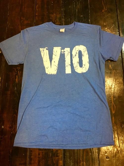 V10 tee Lサイズ
