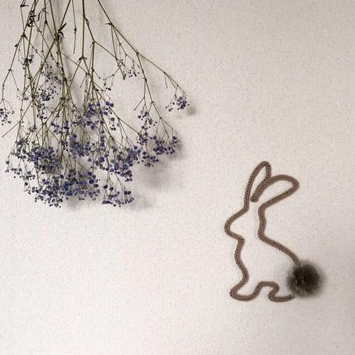 ウールレター【rabbit】