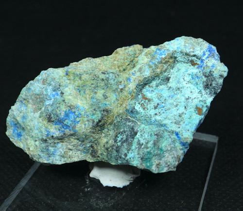 ※SALE※リナライト & カレドナイト 青鉛鉱 カレドニア石 39g LN028 鉱物 原石 天然石 パワーストーン