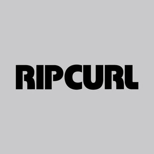 RIPCURL★リップカール★カッティングステッカー★W260mm★メンズロゴ