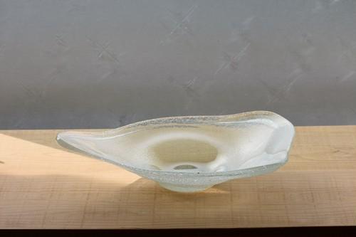 うす泡変形鉢
