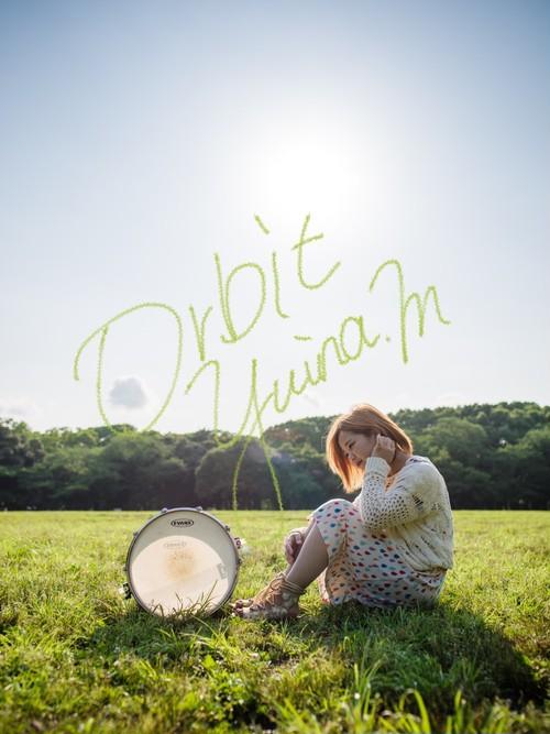 五曲入りEP「Orbit」CD