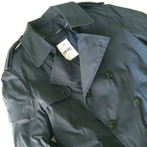 U.S.AIR FORCE : 14's trench coat / 40XL (dead stock)