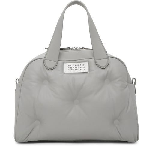 MAISON MRGIELA  Glam Slam  medium Bag   GREY