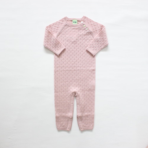 FUB Baby Bodysuit   rose