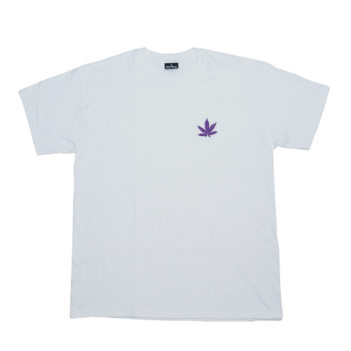 WasHere ESSENCIAL TEE (PURPLE)