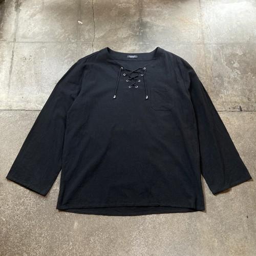 00s Lace up Shirt