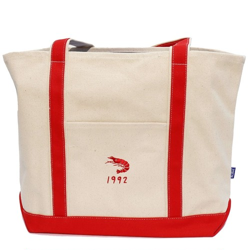 EBI BIG TOTE RED