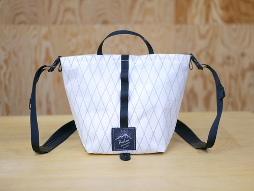 RAWLOW MOUNTAIN WORKS / TABITIBI TOTE(5TH ANIV.  WHITE EDITION)